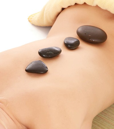 Stone Spa Massage